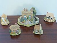 Lilliput Lane Collectors Houses