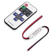 RF Wireless Remote 12V Switch Controller Dimmer für LED-Streifen Hot schön 5050
