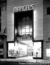 Mangel's Department Store, Miami, Florida - 1942 - Historic Photo Print