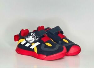 adidas ActivePlay Mickey Mouse Baby/Toddler Shoes FV4258 NIB