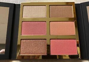 Tarte Tarteist Pro Glow Blush & Cheek Palette, BNIB, INCISED BOX  BNIB
