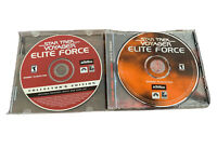 Star Trek Voyager Elite Force Collector's Edition - PC - Disk Only
