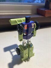 Transformers G1 Original Vintage Scrapper Constructicon Figure Lot
