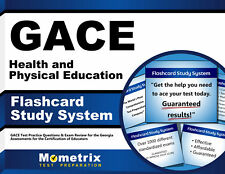 GACE Health and Physical Education Flashcard Study System