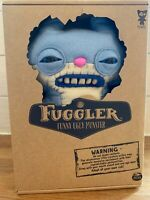 "Fuggler Light Blue Funny Ugly Monster Deluxe Stuffed Animal Medium 9"" Plush New"
