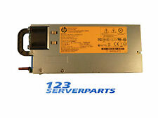 656363-B21 HP 750W HPE Common Slot Platinum Plus High Efficiency Hot Plug PSU