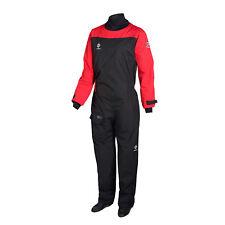 Crewsaver Atacama Sport Drysuit & Undersuit 2020 - Black/Red
