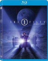 The X-Files: The Complete Season 8 [New Blu-ray] Boxed Set, Digitally