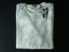 DENHAM Limited Edition Graphic Sweatshirt - L - 100% Cotton - RRP £115 - BNWT