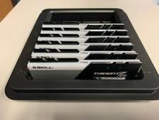 G.SKILL TridentZ RGB 32GB (1 X 32) 2666 MHZ SDRAM DDR4 INDIVIDUAL STICKS