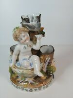 Conta & Boehme Germany Spill Vase Figurine, Appr. 17cm Tall