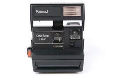 Polaroid One Step Flash cámara instantánea para 600 película probado