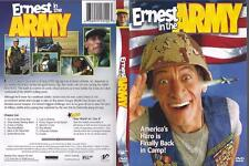 DVD:  ERNEST IN THE ARMY....JIM VARNEY