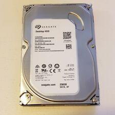 """Seagate 250GB Sata 3.5"""" SATA HDD ST250DM000 7200RPM"""