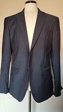 NUOVO Calvin Klein da uomo Vestito Blu Scuro Giacca Taglia 52 UK 42 £ 39.99!!!