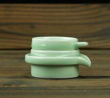 China Longquan Celadon Plum Green Tea Strainer Tea Accessories