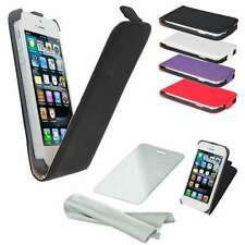 Iphone Flip Case Cell Cover Protector Screen Foil