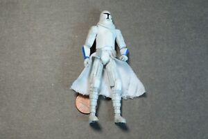 "Star Wars Freeco Speeder Clone Trooper 3.75"" 2002 No Weapons"