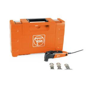 Fein 72297261090 MULTIMASTER MM 300 PLUS Start 2.9A Oscillating Multi-Tool New