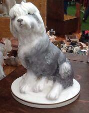 More details for 1978 vintage royal worcester china old english,oes,dulux sheepdog kenneth potts