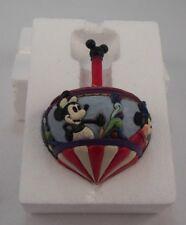 """Walt Disney Showcase Collection """"Spinning Through The Years"""" Wooden Dreidel"""