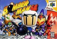 Bomberman 64 Nintendo 64 N64 Video Game Cart Spaceman Retro OEM Super Fun Rare