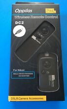 Oppilas Wireless Remote Control DC2 For Nikon D90/D3100/D5000/D5100/D700