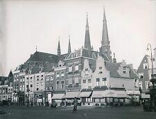 DELFT c. 1950 - Commerces Place du Markt  Église  Pays-Bas - Div 10581