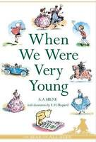 When We Were Very Young (Winnie the Pooh), A. A. Milne, New