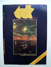 TDC - Le chemin de Fer Français - revue n° 347 de mai 1984