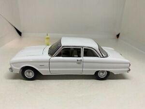 Franklin Mint 1:24 1960 Ford Falcon White