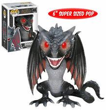 "Drogon 6"" Game of Thrones Funko Pop Vinyl New in Mint Box"