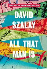 All That Man Is,David Szalay