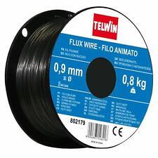 Bobina di Filo Animato da 0.9 mm per Saldatura Flux senza Gas, 0.8 kg, Telwin