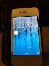 Apple iPhone 4 - 16GB - White (Verizon)  Mint Condition