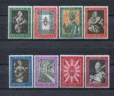 s10109) VATICANO MNH** 1962, Vatican Concile 8v