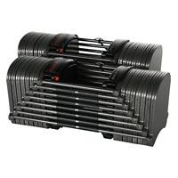 NEW UNOPENED POWERBLOCK EXP 5-90LB Series Adjustable Dumbbells | **SET OF 2**
