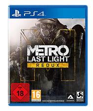 Metro Last Light redux nuevo 1xps4-juego