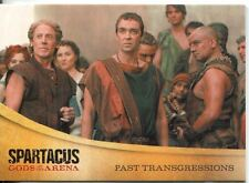Spartacus 2012 Gods Of The Arena Base Card G2