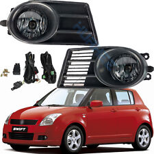 Front Car Fog Lights / Lamps For SUZUKI SWIFT 2005 2006/Wire+Switch+Lights+Frame