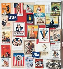 Scrapbooking Supplies, Military Ephemera, Vintage Book Pages, Army Navy Pictures