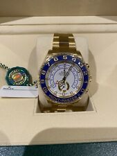 Rolex Yacht-master II 116688 18k Yellow Gold 44mm 2016