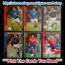 ☆ Panini - World Cup Korea/Japan 2002 Cards (73 to 140)  *Please Choose Cards*