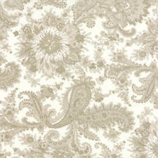 Moda MISS SCARLET Ivory 14810 11 Quilt Fabric BTY Minick & Simpson