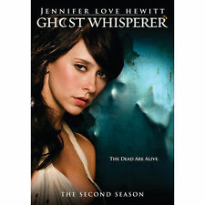 GHOST WHISPERER COMPLETE SEASON 2 TWO SERIES DVD BOX SET TELEVISION SERIES NEW!