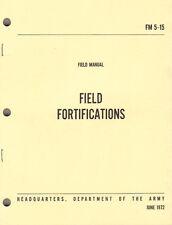 Field Fortifications