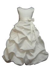 New Ivory Bridesmaid Holy Communion Dress 12-13 Years