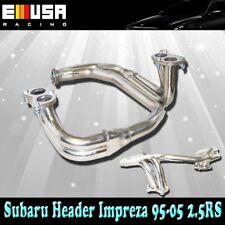 SS Header NON-Turbo  for 1997-2005 Subaru Impreza Outback Wagon 4-Door