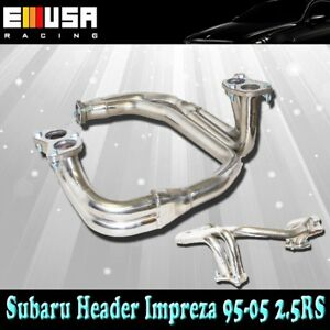 SS Header NON-Turbo  for 1997-2005 Subaru Impreza Outback Wagon 4-Door