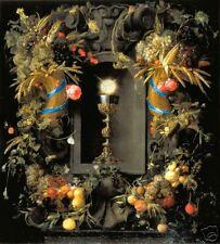 Messkelch von Fruchtgirlanden byDavidsz Old Masters Print